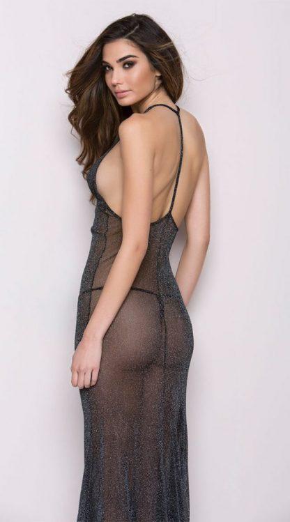Rochie sexy transparenta