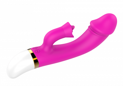 Vibrator vaginal si clitorist