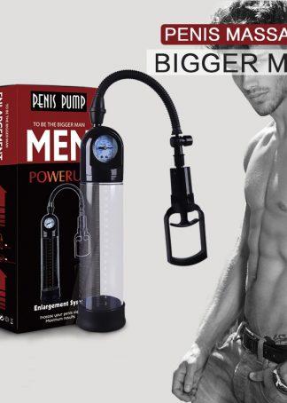 pompa vid pentru penis