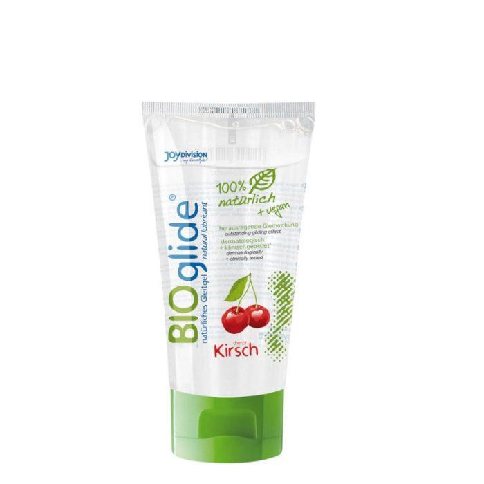 BIOglide Kirsch lubrifiant natural cu aroma de cires