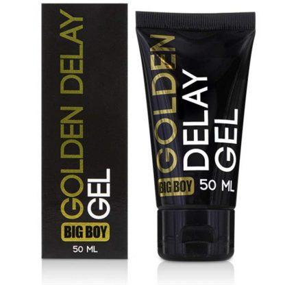 Big Boy Golden gel pentru intarzierea ejacularii