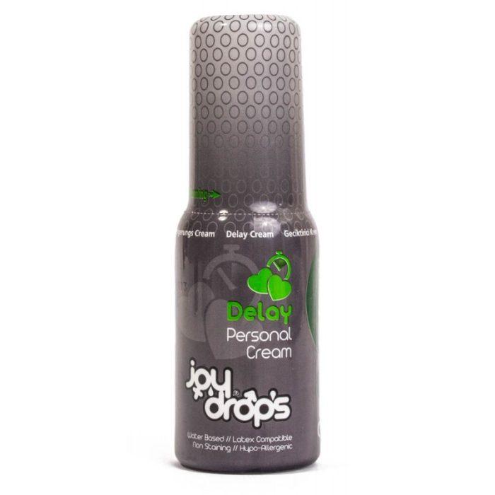 JoyDrops® Delay crema pentru intarzierea ejacularii 50 ml