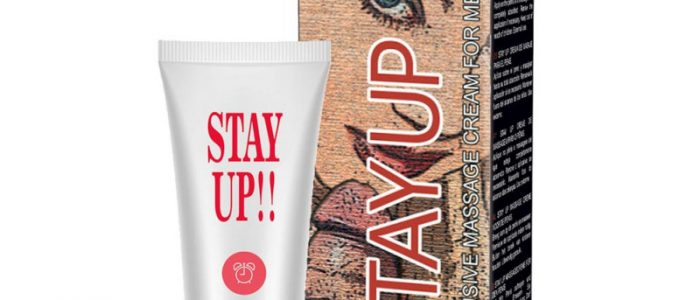 LeViTRA Stay Up crema pentru intarzierea ejacularii 40ml