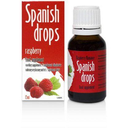 Picături spaniole - Raspberry Romance