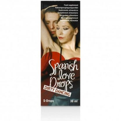 Spanish Love Drops Dirty Dancing – 30 ml picaturi afrodisiace